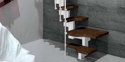 Rintal escaliers pour petit espace