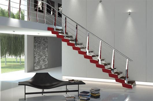 Escaliers Contemporains, Escaliers Laser - Rintal L'Univers De L