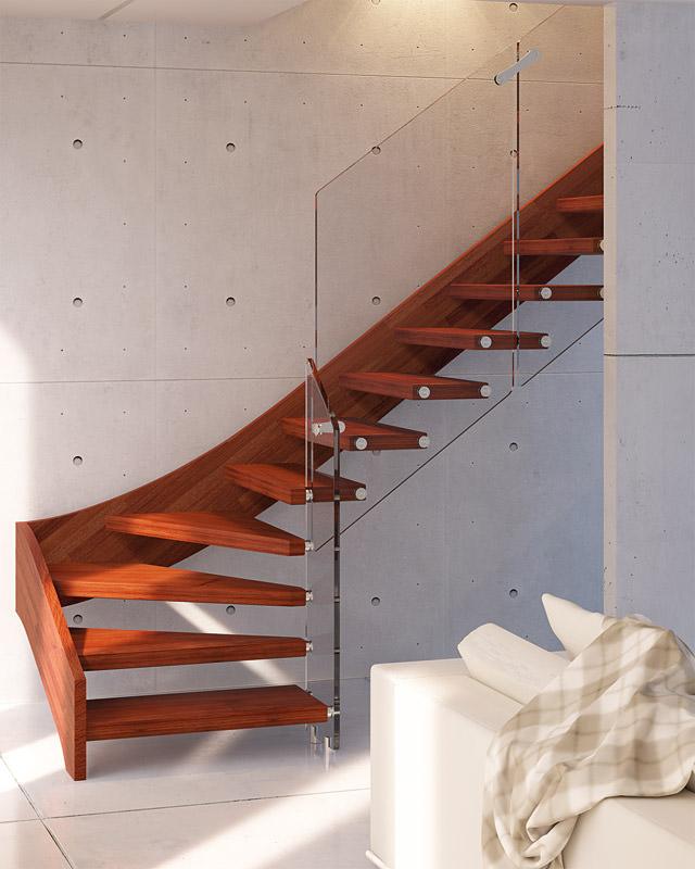 Escalier autoportant escalier prefabrique rintal alma for Escalier prefabrique